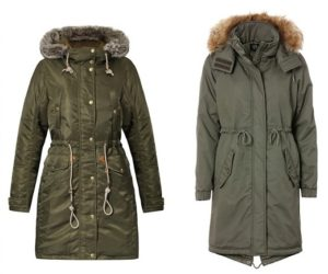 parka low cost