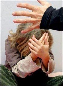 sfogo verso un bambino