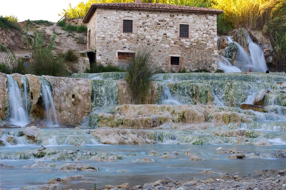 località termali naturali