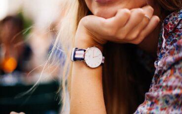 orologi per una neomamma