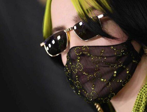 mascherine di protezione fashion